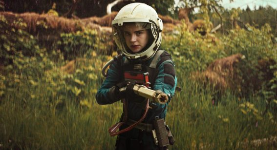 New to Netflix, Prospect is an above-average sci-fi Western gem