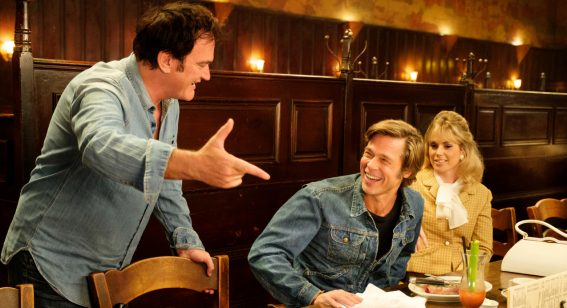 Once Upon a Time in… Hollywood and Tarantino's love of Hollywood history