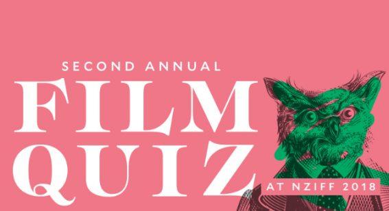 Announcing the return of the NZIFF Film Quiz