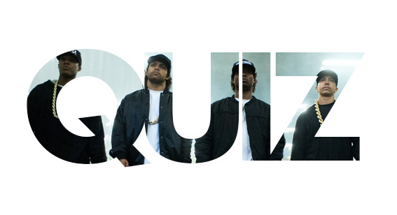 Quizzing: Music Biopics
