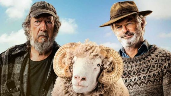 Sam Neill and Michael Caton chat to us about Rams