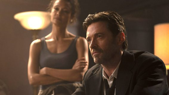 Hugh Jackman and Lisa Joy explain their sci-fi noir Reminiscence