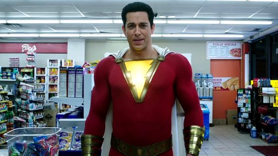 Shazam! is a big-hearted and uproariously funny superhero comedy