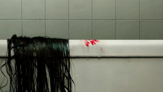 Things get hairy in the first poster for The Grudge remake