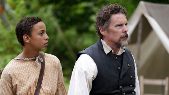 Ethan Hawke is abolitionist John Brown in The Good Lord Bird, coming to Stan