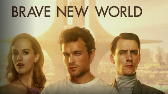 Enter a Brave New World, in Stan's nine-part adaptation of the dystopian classic