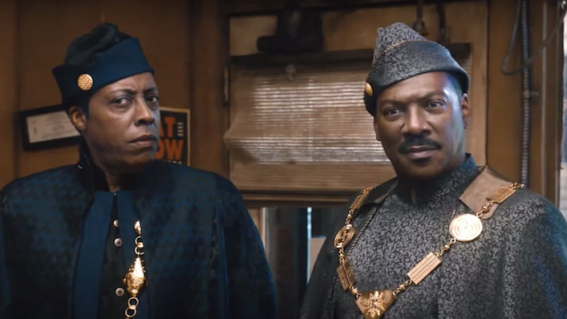 Eddie Murphy is back: the trailer and release date for Coming 2 America