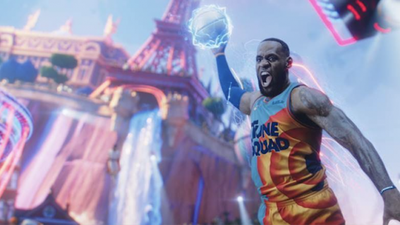 First look at Lebron James (and Bugs Bunny) in Space Jam: A New Legacy