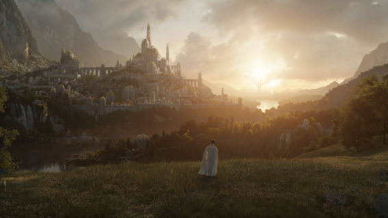 An epic new journey begins: first look at Amazon's Lord of the Rings series