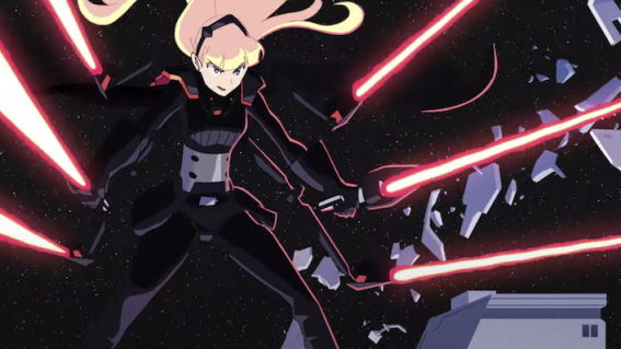 How to watch the nine-part anime anthology Star Wars: Visions