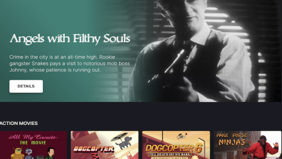 Introducing Nestflix, the fake streaming service full of made-up movies and shows