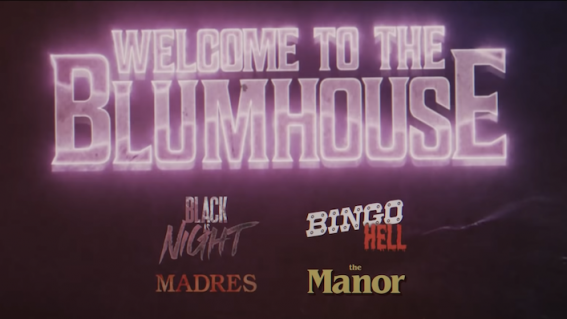 Welcome back To The Blumhouse: four new nightmares are coming to Prime Video this October