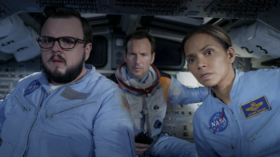 Trailer and release date for Moonfall, a film which dares to ask: what if the moon was evil?