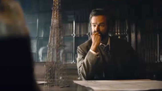 Towering historical biopic Eiffel is now playing in select Australian cinemas
