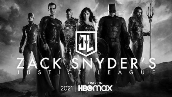 Early teaser trailer: Zack Snyder's Justice League