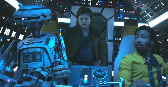 Solo: A Star Wars Story and everything else new on NEON this March