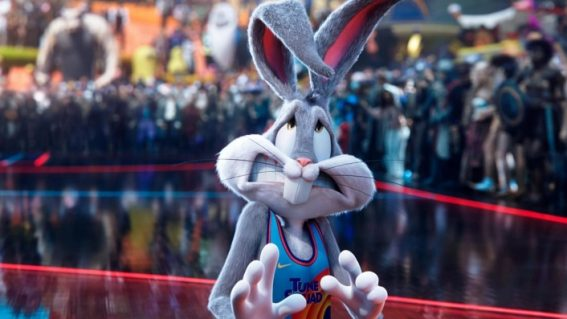 Get up and slam! Advanced screenings of Space Jam 2 are happening from July 9