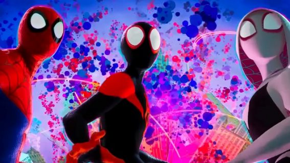 Why Spider-Man: Into the Spider-Verse belongs to one of modern cinema's most exciting movements