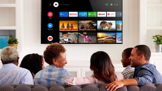 Our quiz has a winner, and they have a 65-inch Sony Android TV