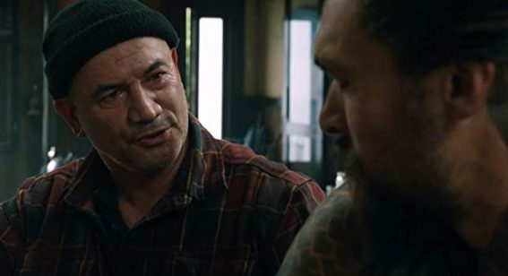 Aquaman reactions: it's 'breathtakingly beautiful' and Temuera Morrison is 'wonderful'
