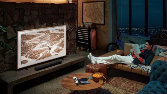 Six artistic cinema triumphs befitting Samsung's The Frame