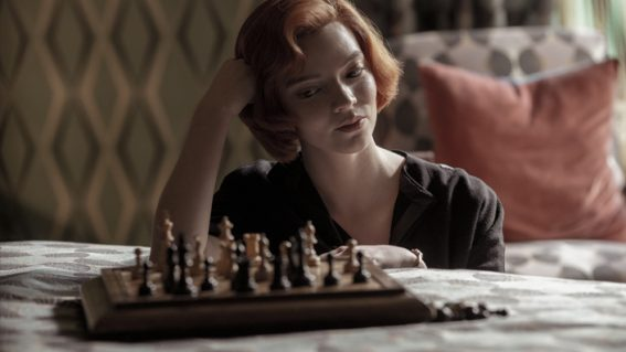 Gorgeous chess drama The Queen's Gambit is Netflix's best show in ages