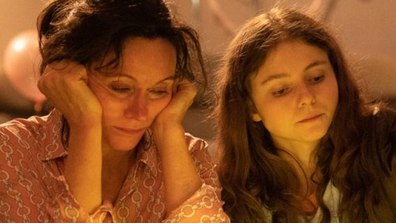 Thomasin McKenzie tells us about returning home for The Justice of Bunny King