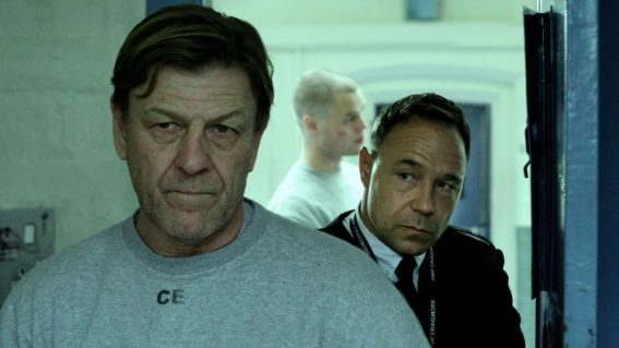 Acting titan Sean Bean stars in Time, a prison drama and cracking thriller