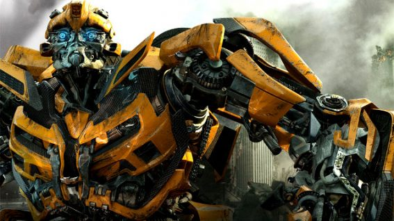 Win a double pass to see Bumblebee