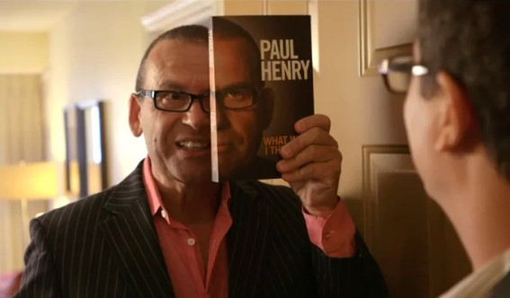 Paul Henry Film 'The Desk' to Debut at Documentary Edge