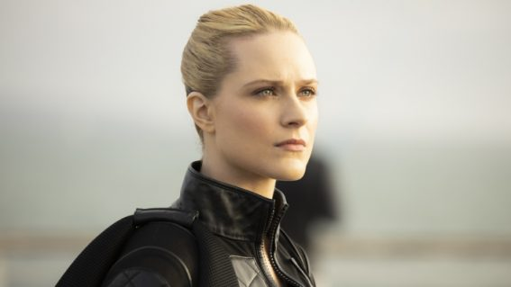 In the first episode of Westworld season 3, revolution is in the air