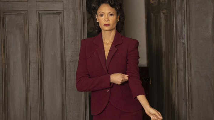 Thandie Newton in Westworld Season 3