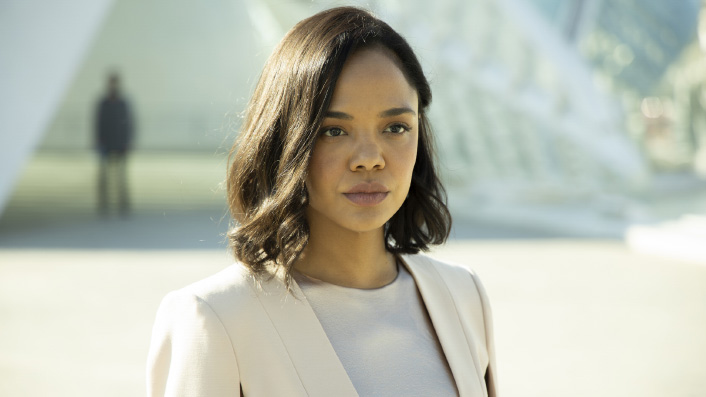 Tessa Thompson in Westworld Season Three