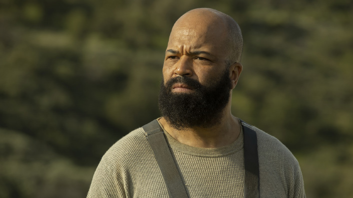 Jeffrey Wright in Westworld season three