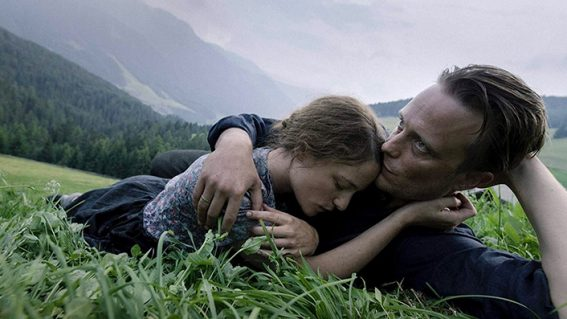 Trailer to a new Terrence Malick film that actually makes sense