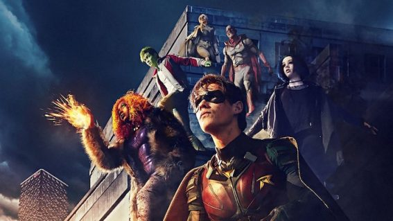 How to watch season 3 of super-teen team-up Titans in Australia