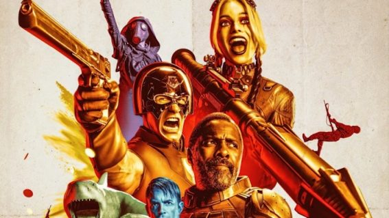 James Gunn's The Suicide Squad will bust into Australian cinemas next month