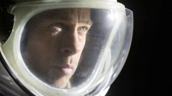 Ad Astra is spectacular sci-fi with a stupendous Brad Pitt performance