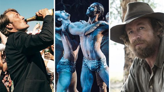 First 5 films for this year's Adelaide Film Festival, from Mads Mikkelsen to Bangarra Dance Theatre