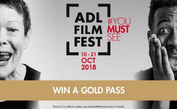Win a Gold Pass to this year's Adelaide Film Festival