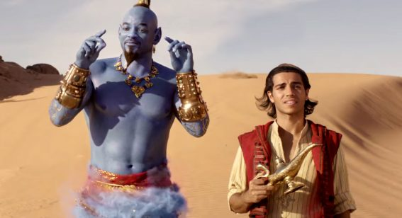 The new Aladdin trailer is a hell of a lot better than the other one