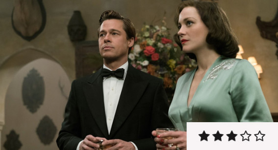 Review: 'Allied' is a Cinematic Turducken of Sorts