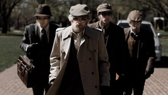 In the fascinating American Animals, fiction is truth and truth is fiction