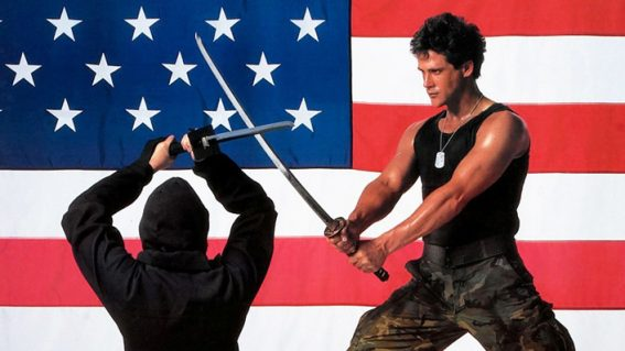 I binged all the American Ninja movies because my editor is a sadistic monster