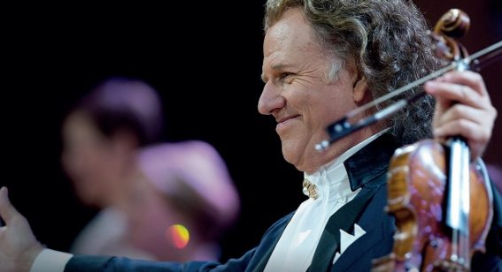 André Rieu's Sydney Town Hall Concert to play in NZ cinemas