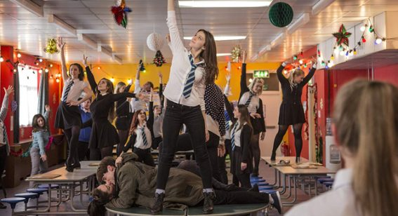 Anna and the Apocalypse can't nail its novel Xmas-high-school-musical-zombie idea