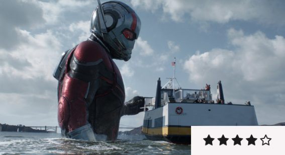 Ant-Man and the Wasp review: hugely entertaining