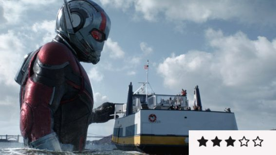Ant-Man and the Wasp review: a fun sequel but it feels smaller, not bigger