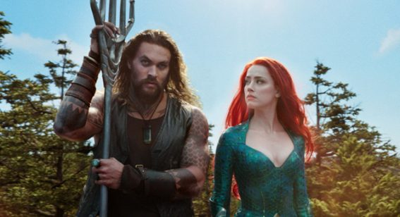 Aquaman is completely ludicrous – and all the better for it