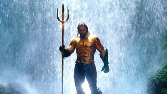 The extended five minute trailer for Aquaman is truly awesome